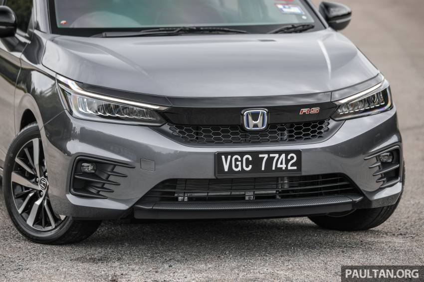 REVIEW: Honda City RS e:HEV in Malaysia – RM106k Image #1355805