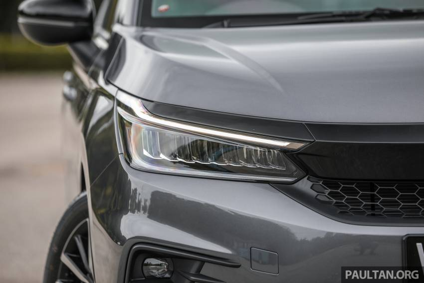 REVIEW: Honda City RS e:HEV in Malaysia – RM106k Image #1355806