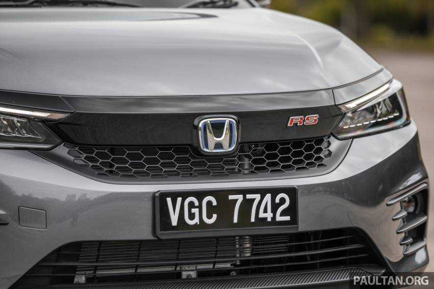 REVIEW: Honda City RS e:HEV in Malaysia – RM106k Image #1355809
