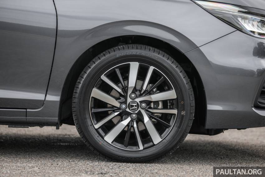 REVIEW: Honda City RS e:HEV in Malaysia – RM106k Image #1355812