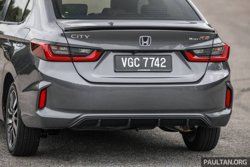 REVIEW: Honda City RS e:HEV in Malaysia – RM106k Image #1355818