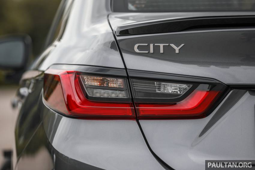 REVIEW: Honda City RS e:HEV in Malaysia – RM106k Image #1355819