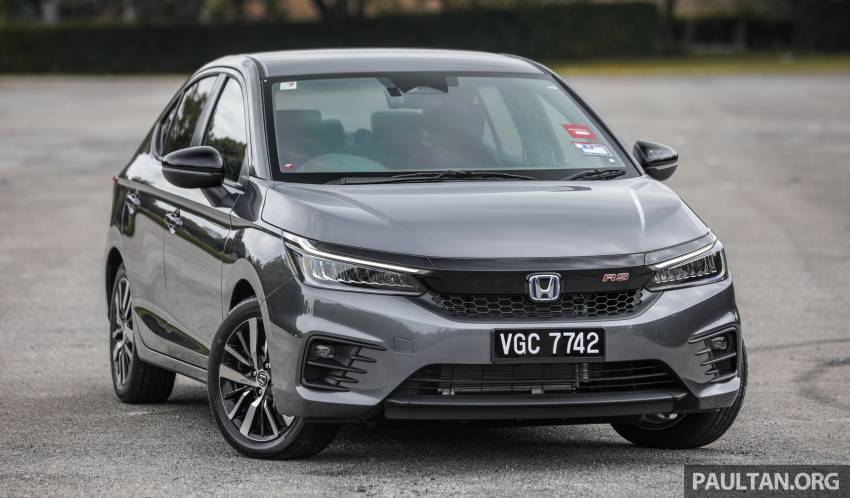 REVIEW: Honda City RS e:HEV in Malaysia – RM106k Image #1355793