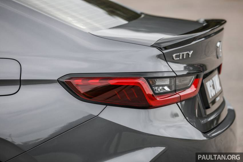 REVIEW: Honda City RS e:HEV in Malaysia – RM106k Image #1355820