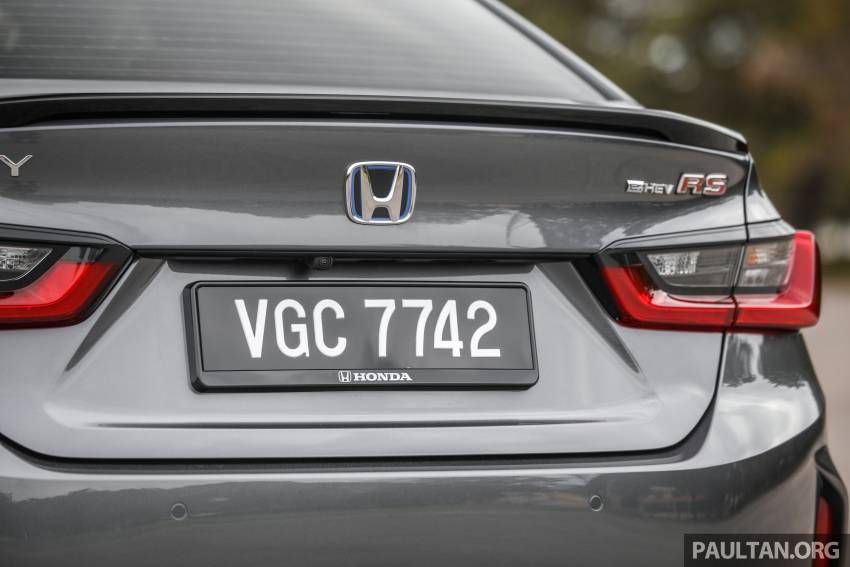 REVIEW: Honda City RS e:HEV in Malaysia – RM106k Image #1355822