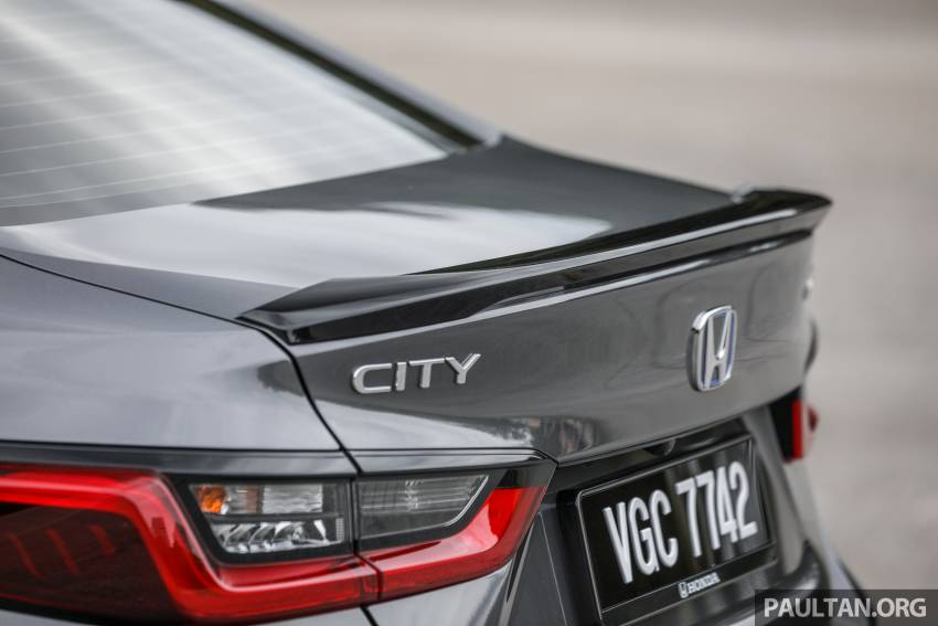 REVIEW: Honda City RS e:HEV in Malaysia – RM106k Image #1355825