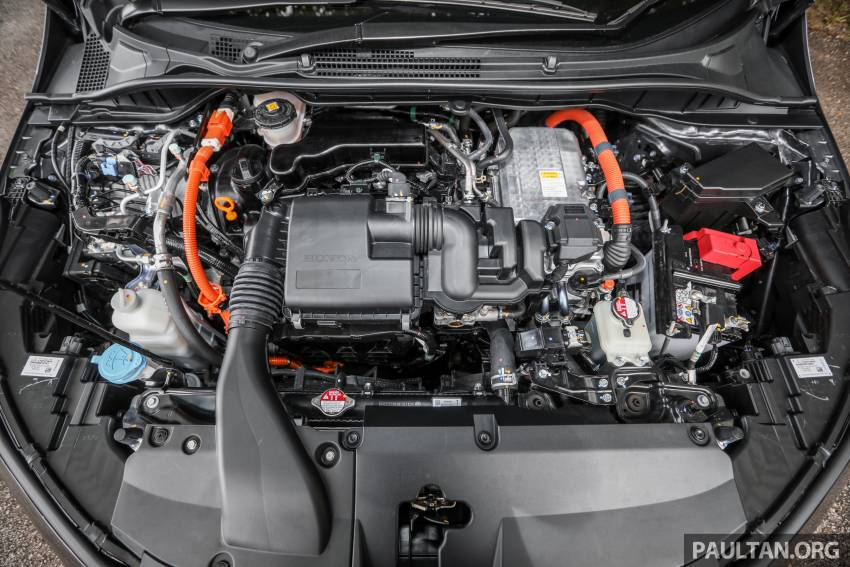 REVIEW: Honda City RS e:HEV in Malaysia – RM106k Image #1355829