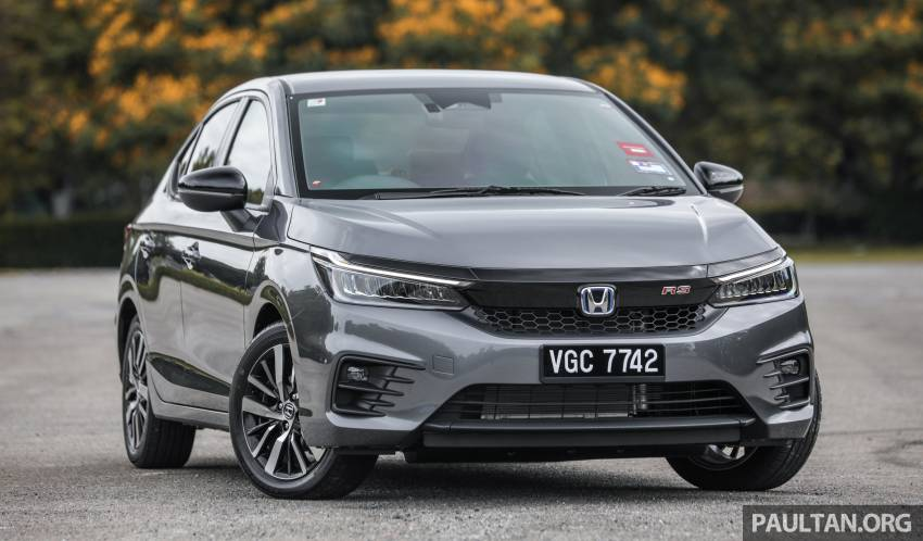 REVIEW: Honda City RS e:HEV in Malaysia – RM106k Image #1355794