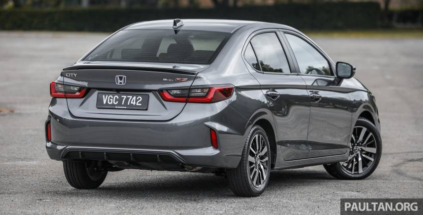 REVIEW: Honda City RS e:HEV in Malaysia – RM106k Image #1355795