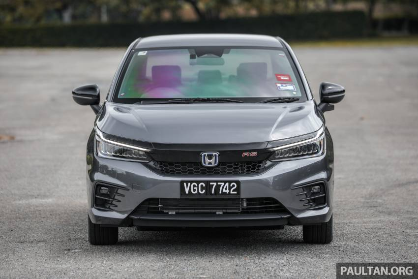 REVIEW: Honda City RS e:HEV in Malaysia – RM106k Image #1355799