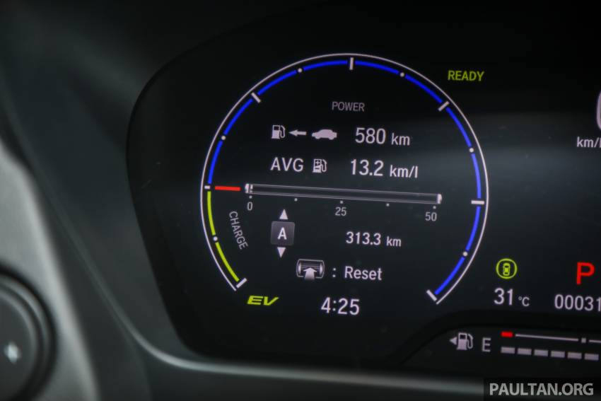 REVIEW: Honda City RS e:HEV in Malaysia – RM106k Image #1355846