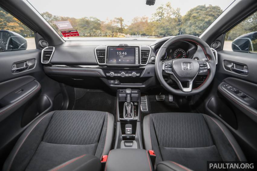 REVIEW: Honda City RS e:HEV in Malaysia – RM106k Image #1355832