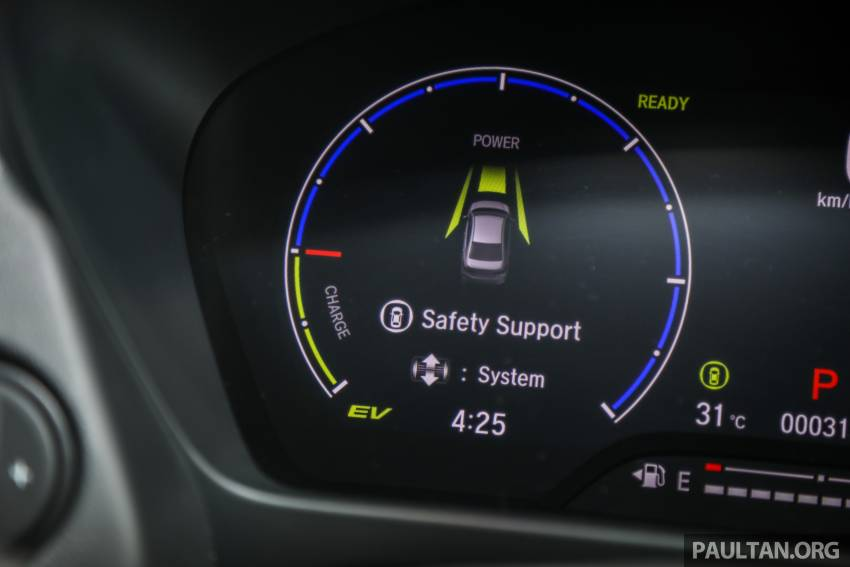 REVIEW: Honda City RS e:HEV in Malaysia – RM106k Image #1355857