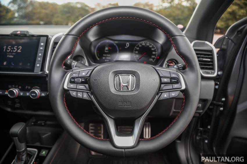 REVIEW: Honda City RS e:HEV in Malaysia – RM106k Image #1355833
