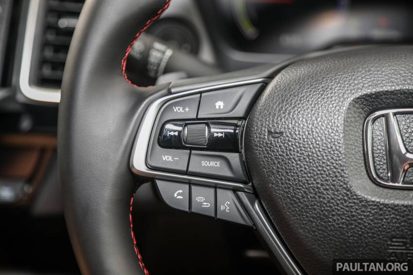 REVIEW: Honda City RS e:HEV in Malaysia – RM106k Image #1355834