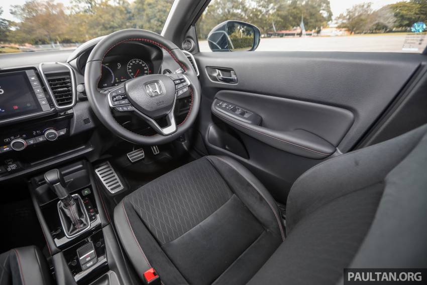 REVIEW: Honda City RS e:HEV in Malaysia – RM106k Image #1355892
