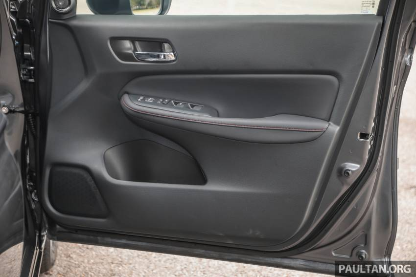 REVIEW: Honda City RS e:HEV in Malaysia – RM106k Image #1355894