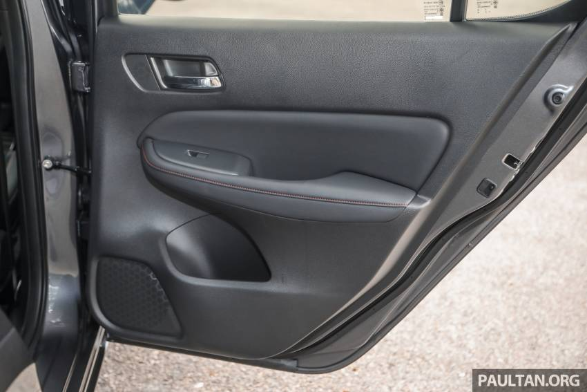 REVIEW: Honda City RS e:HEV in Malaysia – RM106k Image #1355902