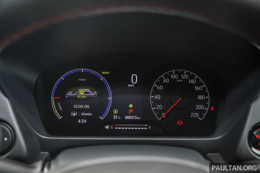 REVIEW: Honda City RS e:HEV in Malaysia – RM106k Image #1355838