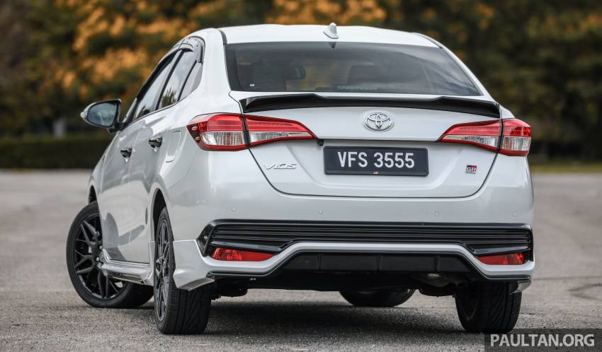 REVIEW: Toyota Vios GR Sport in Malaysia – RM95k Image #1357654