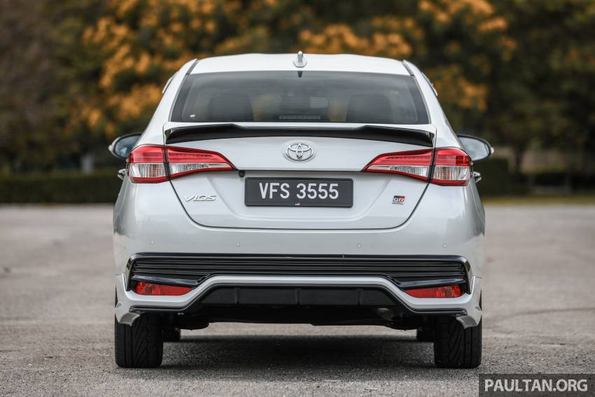 REVIEW: Toyota Vios GR Sport in Malaysia – RM95k Image #1357656