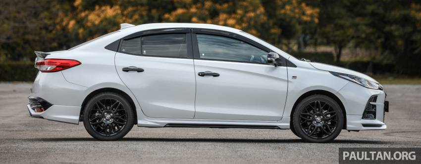 REVIEW: Toyota Vios GR Sport in Malaysia – RM95k Image #1357658