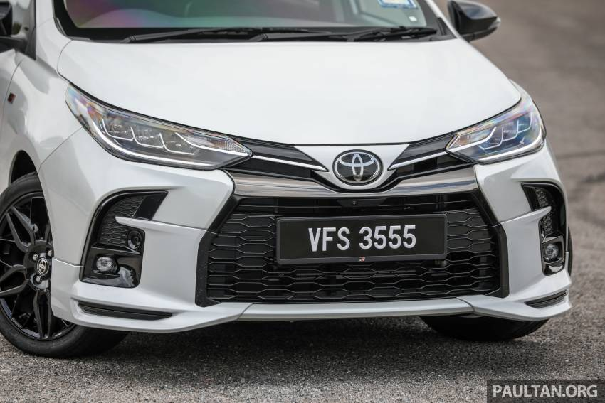 REVIEW: Toyota Vios GR Sport in Malaysia – RM95k Image #1357659