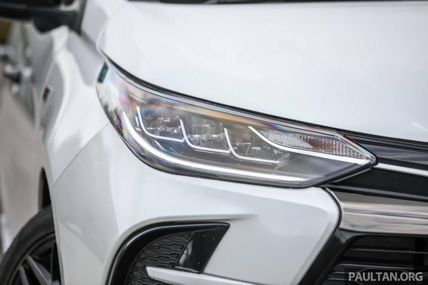 REVIEW: Toyota Vios GR Sport in Malaysia – RM95k Image #1357660