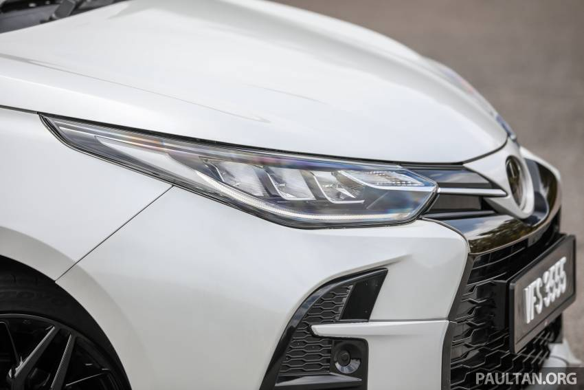 REVIEW: Toyota Vios GR Sport in Malaysia – RM95k Image #1357661