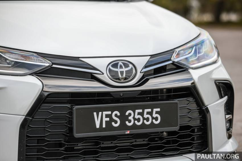 REVIEW: Toyota Vios GR Sport in Malaysia – RM95k Image #1357663