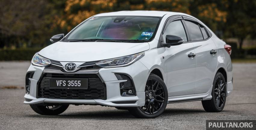 REVIEW: Toyota Vios GR Sport in Malaysia – RM95k Image #1357646