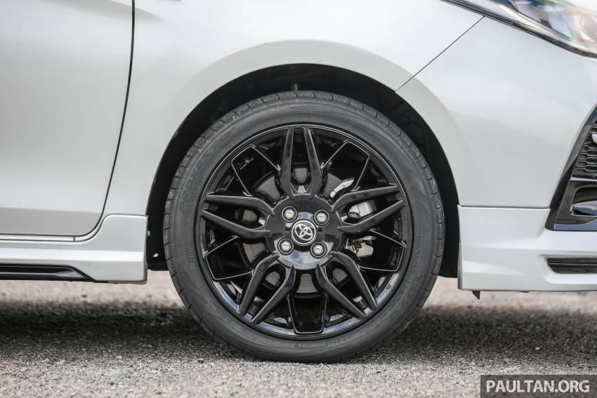 REVIEW: Toyota Vios GR Sport in Malaysia – RM95k Image #1357665