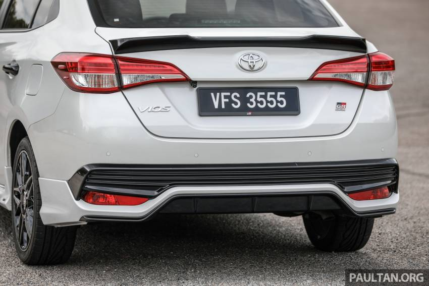 REVIEW: Toyota Vios GR Sport in Malaysia – RM95k Image #1357675