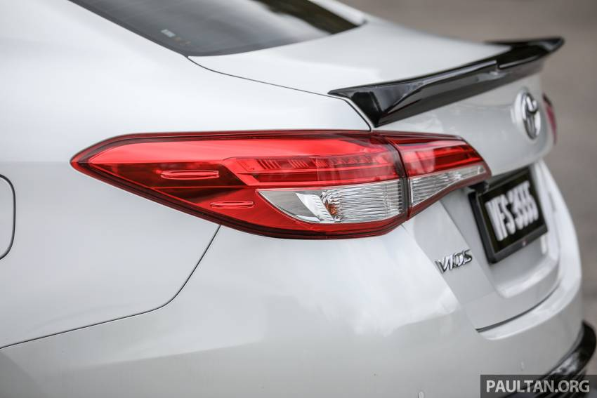 REVIEW: Toyota Vios GR Sport in Malaysia – RM95k Image #1357677
