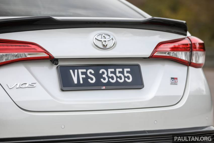 REVIEW: Toyota Vios GR Sport in Malaysia – RM95k Image #1357679