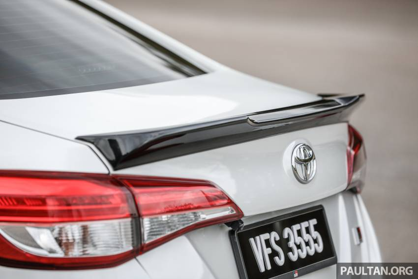 REVIEW: Toyota Vios GR Sport in Malaysia – RM95k Image #1357682