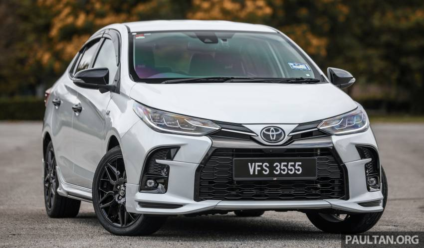 REVIEW: Toyota Vios GR Sport in Malaysia – RM95k Image #1357648