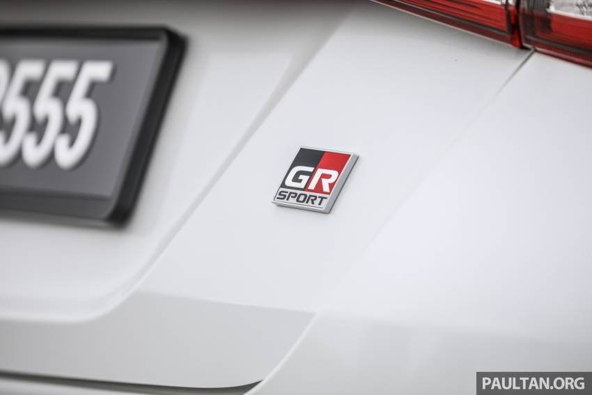 REVIEW: Toyota Vios GR Sport in Malaysia – RM95k Image #1357684