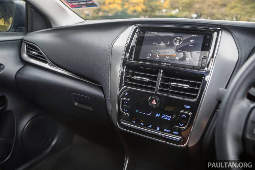 REVIEW: Toyota Vios GR Sport in Malaysia – RM95k Image #1357706