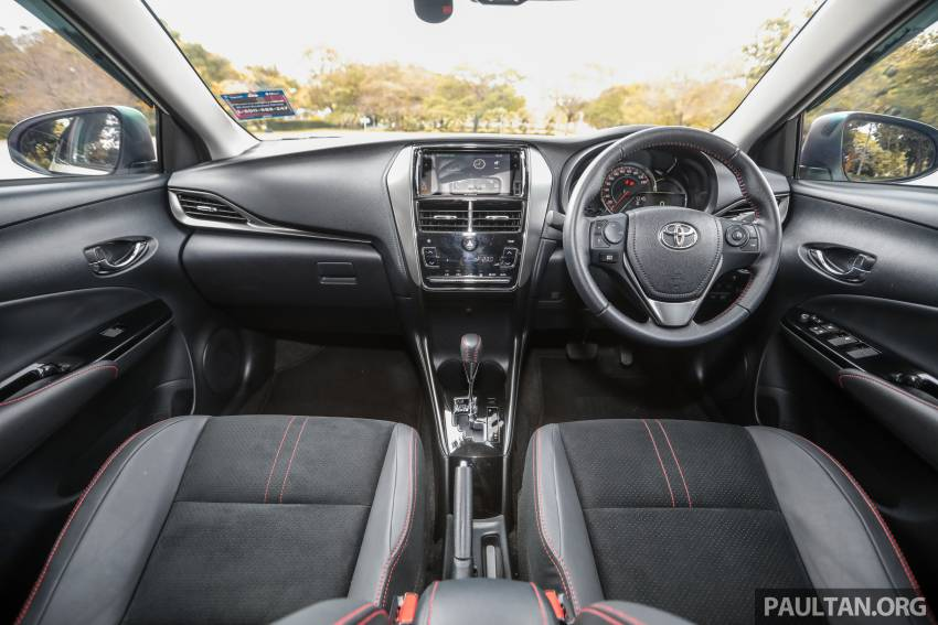 REVIEW: Toyota Vios GR Sport in Malaysia – RM95k Image #1357689