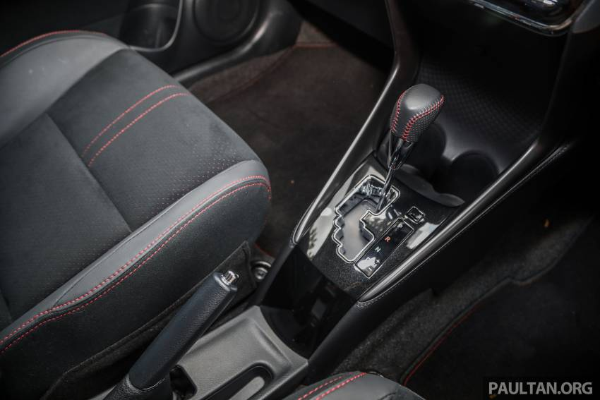 REVIEW: Toyota Vios GR Sport in Malaysia – RM95k Image #1357712