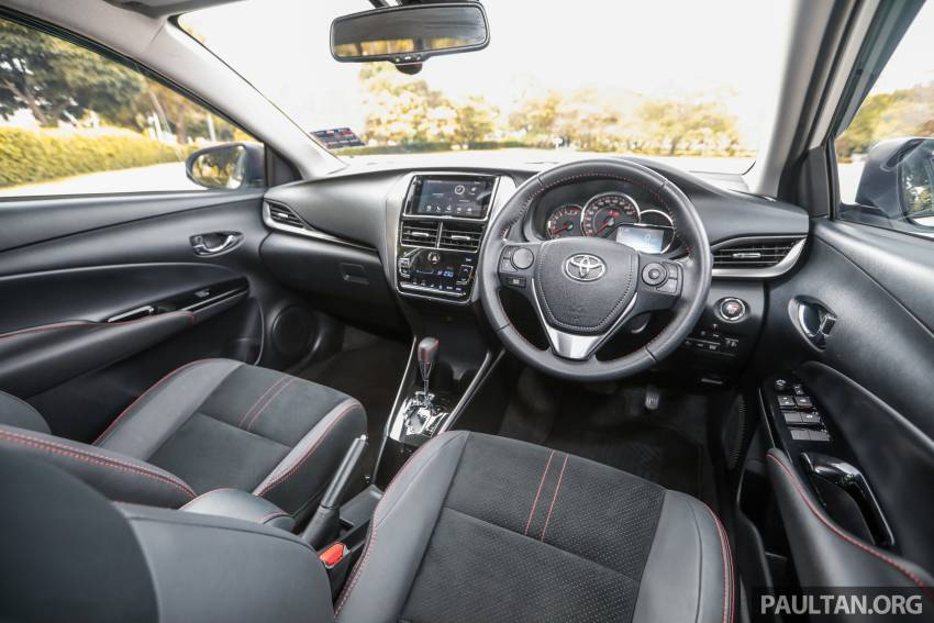 REVIEW: Toyota Vios GR Sport in Malaysia – RM95k Image #1357723