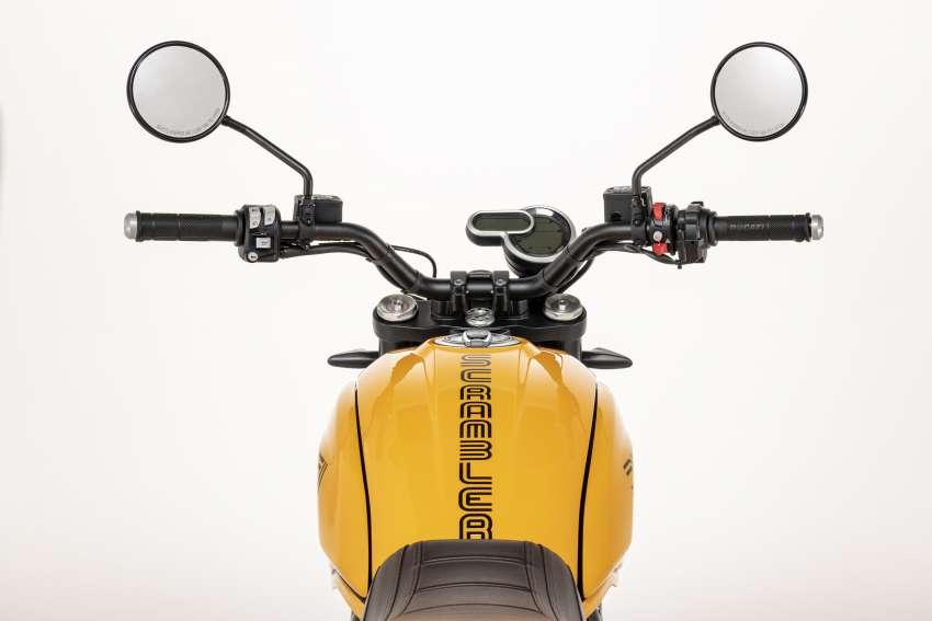 2022 Ducati Scrambler 1100 Tribute Pro joins lineup Image #1361299