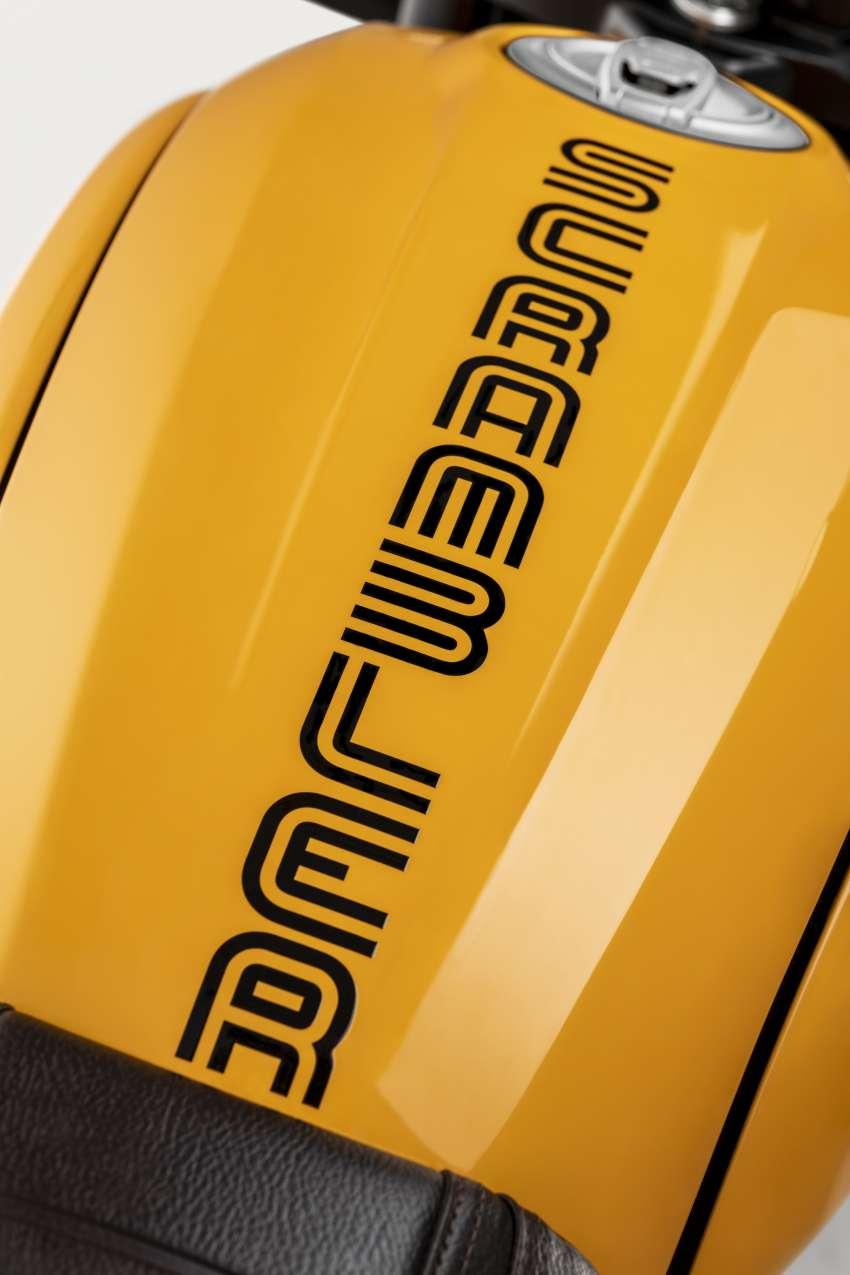 2022 Ducati Scrambler 1100 Tribute Pro joins lineup Image #1361303