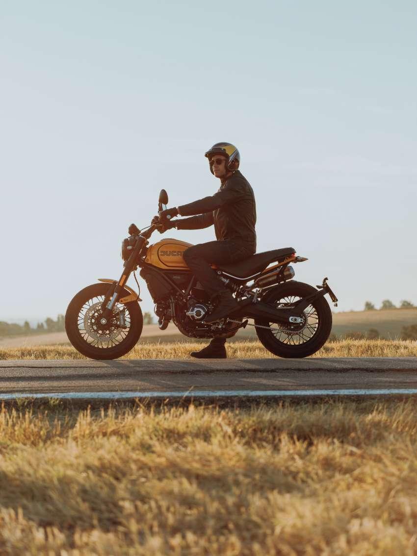 2022 Ducati Scrambler 1100 Tribute Pro joins lineup Image #1361304