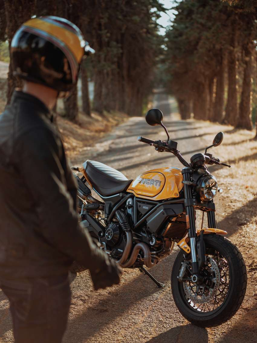 2022 Ducati Scrambler 1100 Tribute Pro joins lineup Image #1361308