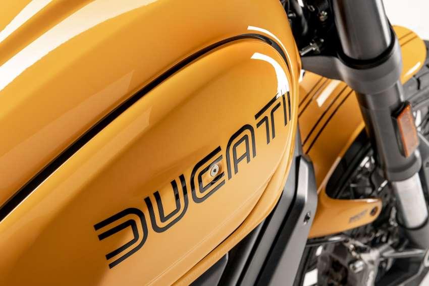 2022 Ducati Scrambler 1100 Tribute Pro joins lineup Image #1361295