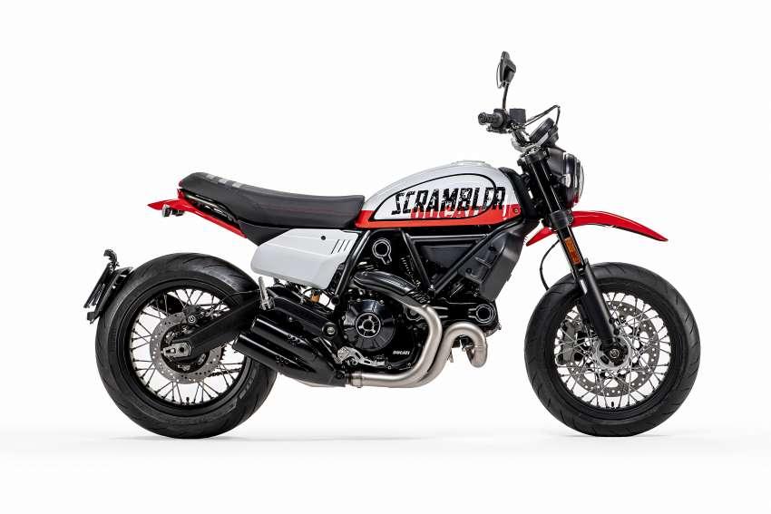 2022 Ducati Scrambler Urban Motard revealed Image #1361319