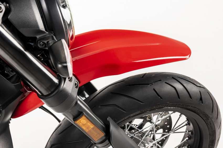 2022 Ducati Scrambler Urban Motard revealed Image #1361329