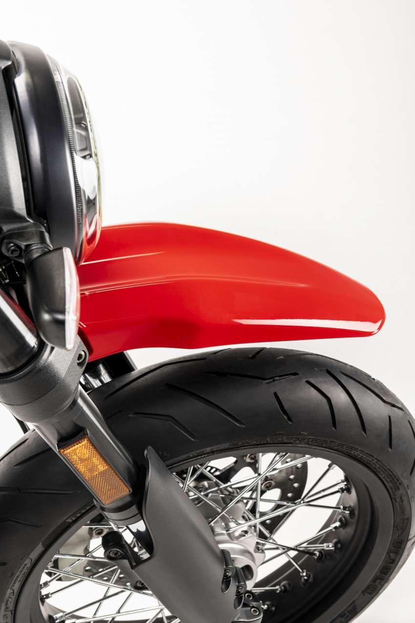 2022 Ducati Scrambler Urban Motard revealed Image #1361330